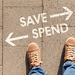 save spend directions